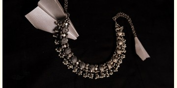 रेवती  ✽ Royal Choker with Pearl Bunches ✽ Necklace ✽ 13