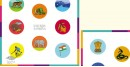 Saffron Stories ♦ F ♦ Games { Match n Seek National Symbols of India }
