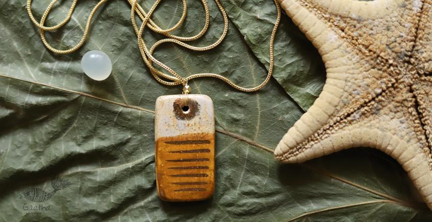 Narania | Ceramic Jewelry - Necklace | 6 |