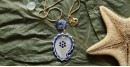 Narania | Ceramic Jewelry - Necklace | 11 |