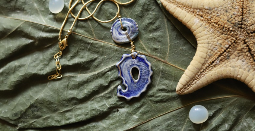 Narania | Ceramic Jewelry - Necklace | 12 |