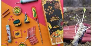 Gift Hamper ☘ Plantable Beej - Patakha