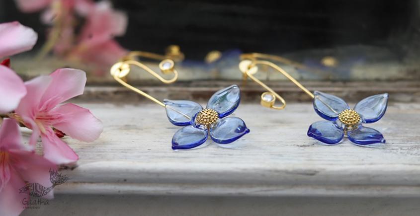 कुसुमांप्रभा ✤ Glass Jewelry ✤ Earring ✤ 12