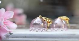कुसुमांप्रभा ✤ Glass Jewelry ✤ Earring ✤ 27