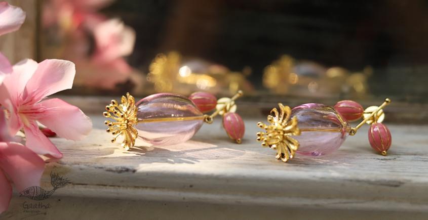 कुसुमांप्रभा ✤ Glass Jewelry ✤ Earring ✤ 6