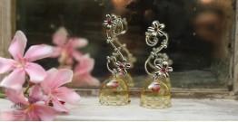 कुसुमांप्रभा ✤ Glass Jewelry ✤ Earring ✤ 7