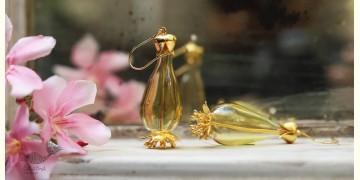 कुसुमांप्रभा ✤ Glass Jewelry ✤ Earring ✤ 9