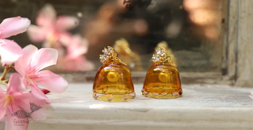 कुसुमांप्रभा ✤ Glass Jewelry ✤ Earring ✤ 2