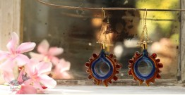 कुसुमांप्रभा ✤ Glass Jewelry ✤ Earring ✤ 3