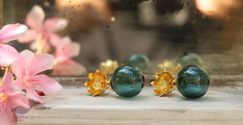 कुसुमांप्रभा ✤ Glass Jewelry ✤ Earring ✤ 4