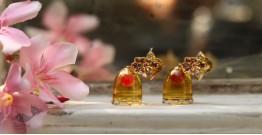 कुसुमांप्रभा ✤ Glass Jewelry ✤ Earring ✤ 5