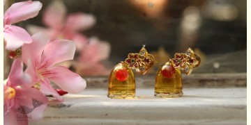 कुसुमांप्रभा ✤ Glass Jewelry ✤ Earring ✤ 5