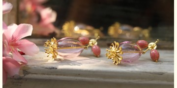 कुसुमांप्रभा ✤ Glass Jewelry ✤ Earring ✤ 6