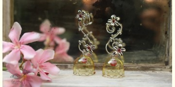 कुसुमांप्रभा ✤ Glass Jewelry ✤ Earring ✤ 7