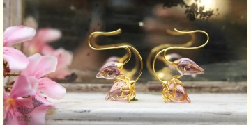 कुसुमांप्रभा ✤ Glass Jewelry ✤ Earring ✤ 10