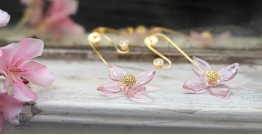 कुसुमांप्रभा ✤ Glass Jewelry ✤ Earring ✤ 11