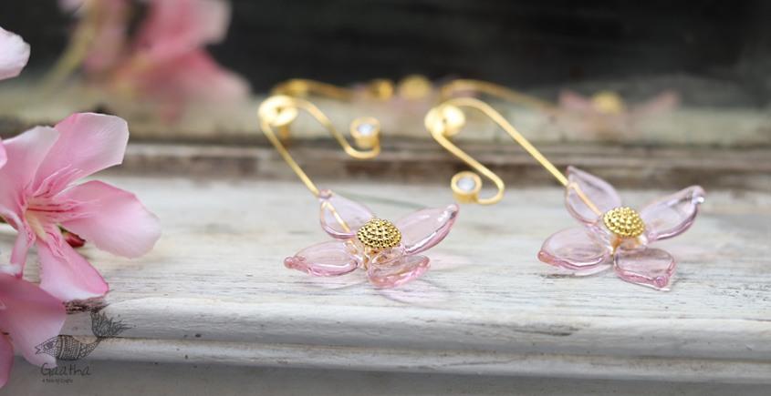 कुसुमांप्रभा ✤ Glass Jewelry ✤ Earring ✤ 11