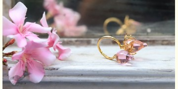 कुसुमांप्रभा ✤ Glass Jewelry ✤ Ring ✤ 16