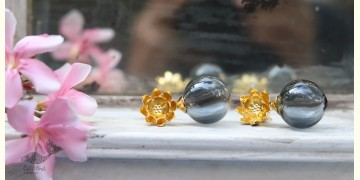 कुसुमांप्रभा ✤ Glass Jewelry ✤ Earring ✤ 17