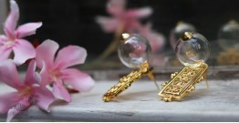 कुसुमांप्रभा ✤ Glass Jewelry ✤ Earring ✤ 19