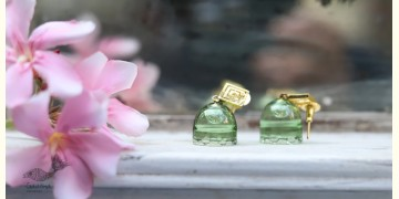 कुसुमांप्रभा ✤ Glass Jewelry ✤ Earring ✤ 24
