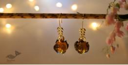 कुसुमांप्रभा ✤ Glass Jewelry ✤ Earring ✤ 1