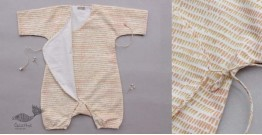 Infant Organic Cotton Garment ★ Soak Romper★ 3