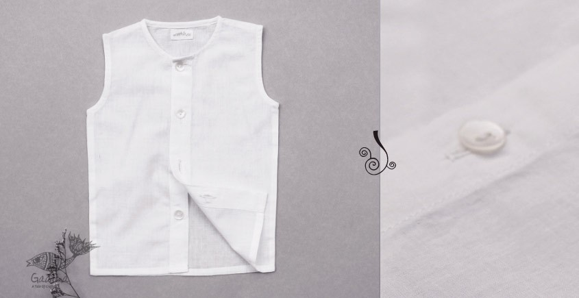 Infant Organic Cotton Garment ★ Everyday Homewear Jhabla  ★ 8