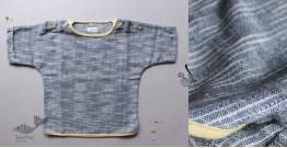 Infant Organic Cotton Garment ★ Indigo Harmony Tshirt ★ 20
