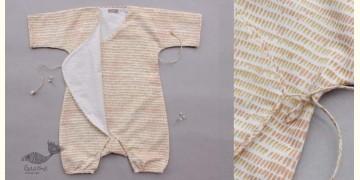 Infant Organic Cotton Garment ★ Soak Romper★ 3