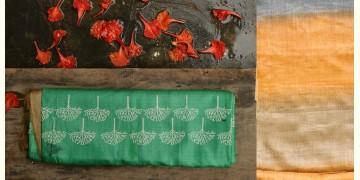मेघा ❈  Tussar Silk / Block Printed Saree ❈ 25