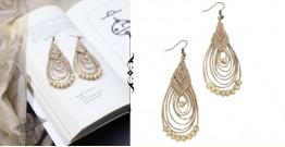 Abira ✮ Handmade Jute Earring ✮ 10
