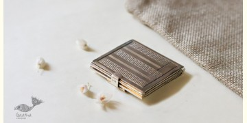 रजत ❧   Silver Three side folded photo frame    9
