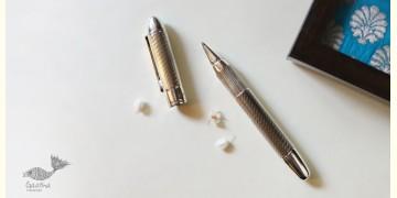 रजत ❧ | Silver Roller Pen | 12