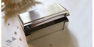 रजत ❧   Silver Twin line box - big   13