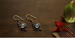इशाना ✽ White Metal ✽ Earring 12