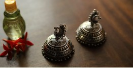 इशाना ✽ White Metal ✽ Earring 4
