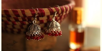 इशाना ✽ White Metal ✽ Earring 7