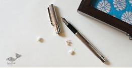 रजत ❧ | Silver Ink Pen | 14