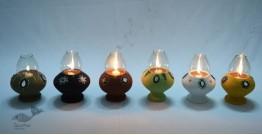 ज्योत | Jyot ☸ Decorative Clay Diya ☸ Akhand Diya - 2