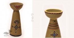 ज्योत | Jyot ☸ Decorative Clay Diya (S) ☸ 6