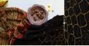 Flavors of fusion | Modal Silk Ajrakh Bandhani Dupatta ❀ 24