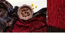 Flavors of fusion   Modal Silk Ajrakh Bandhani Dupatta ❀ 6