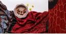 Flavors of fusion   Modal Silk Ajrakh Bandhani Dupatta ❀ 31