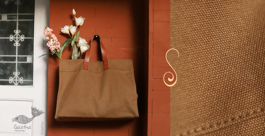 Bolsa ~ Canvas Handbags & Pouches ~ 11