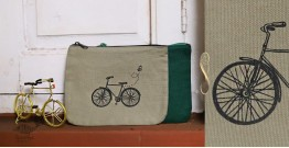 Bolsa ~ Canvas Handbags & Pouches { Set of Two } ~ 18