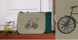 Bolsa ~ Canvas Handbags & Pouches { Set of Two } ~ 18