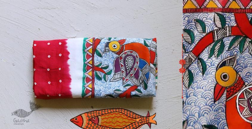 shop online Silk madhubani Dupatta
