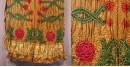 Arundhati ~ Gajji Silk Bandhni Dupatta ~ 11
