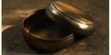 Brass Dabba ( 16cm X 9cm )
